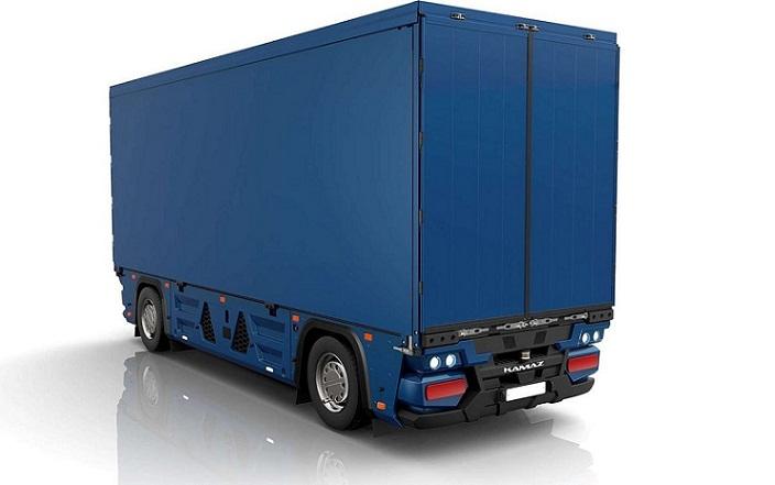 «КамАЗ» оформил патент на работающий на электротяге беспилотный грузовой автомобиль без водительской кабины