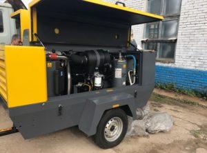 Винтовой дизельный компрессор: как устроен, для чего используется