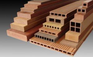 Доска из древесно-полимерного композита: свойства, характеристики, особенности эксплуатации