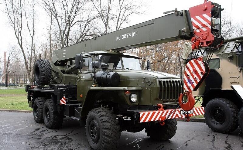 Рекомендации по ремонту автокрана КС-3574: неисправности и их устранение