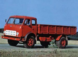 МАЗ-500: технические характеристики, двигатель, КПП, рулевое управление, кабина