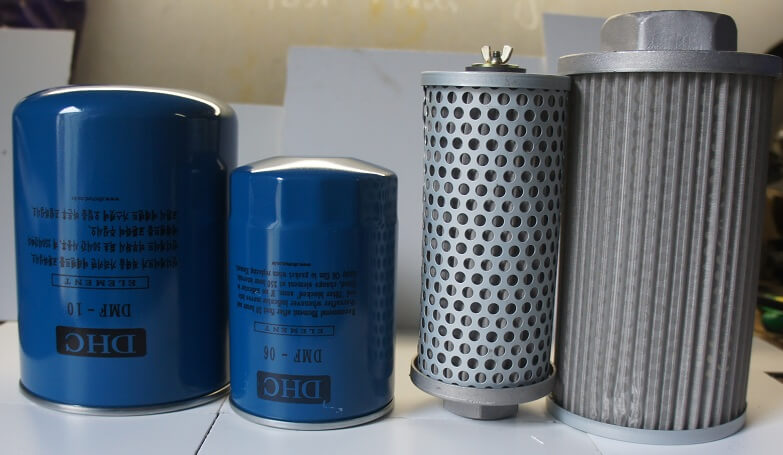 Масляный фильтр гидравлики КМУ: увеличение срока замены гидравлического фильтра манипулятора