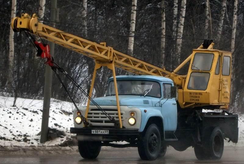 Автокран КС-2561К и его модификации: технические характеристики, параметры