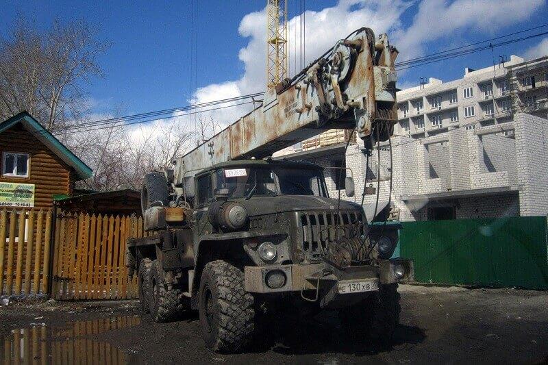 "Автокран КС-45718 ""Юргинец"": технические характеристики, вес, фото, описание, длина стрелы"