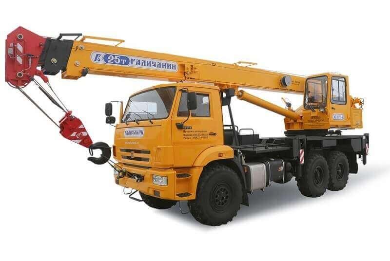 Автокран КС-55713: технические характеристики, описание, параметры, конструкция стрелы, грузоподъемность