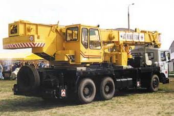 Автокран КС-5477 Мотовилиха: технические характеристики, вес, грузоподъемность, фото, описание