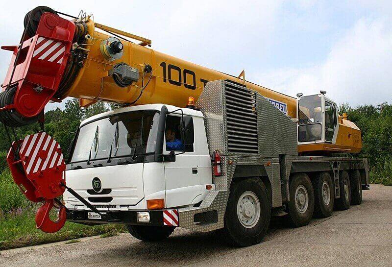 Автокран КС-8973 Ивановец: технические характеристики, описание, особенности, грузоподъемность, подготовка к работе