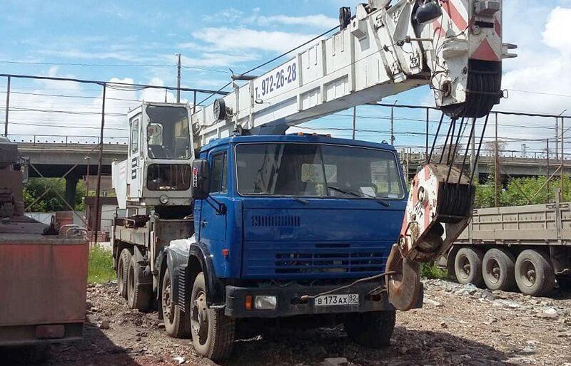 """Автокран СКАТ-40 """"Сокол"""": технические характеристики, грузоподъемность, длина стрелы"""