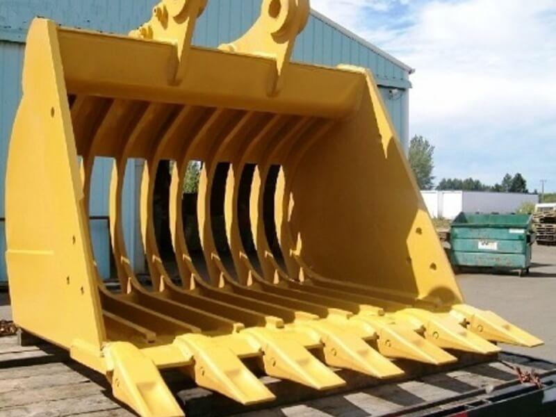 Ковш для трактора-погрузчика: как выбрать, виды, характеристики, назначение